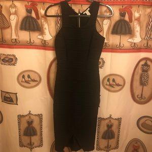 Charlotte Russe Blk Formal Dress